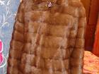 Фото в   Норковая шуба новая, размер 46, длина 90 в Северодвинске 0