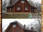 Изображение в Услуги компаний и частных лиц Разные услуги Деревянный дом из сруба в Крыму  Строительство в Симферополь 8100