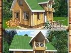 Смотреть изображение Разное Купить деревянный дом из сруба 81 м, кв, в Крыму 35115565 в Симферополь