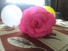 Смотреть изображение  Придлогаю на заказ розы ручной работы 57205510 в Симферополь