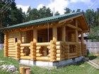 Новое фотографию  Сруб бани из кедра, сосны, лиственницы 53413929 в Сланцы