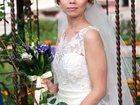 Изображение в Одежда и обувь, аксессуары Свадебные платья Восхитительное, воздушное платье. Авторский в Смоленске 8000