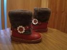 Изображение в Для детей Детская обувь сапожки для девочки. зимние, теплые, 25  в Смоленске 900