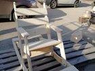 Кресло качвлка
