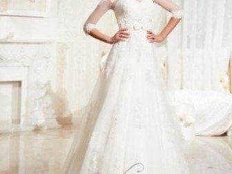 Новое фото  дизайнерское свадебное платье 33355650 в Смоленске