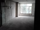 Продаетмся студия, без ремонта, черновая отделка - 34,7 кв.м