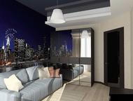 Продажа квартир в Адлере Адлер, Свердлова, 51/3, 4/8- эт. , 60 кв. м. . Продам 2