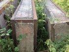 Блоки фундаментные, плиты бетонированные
