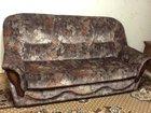 Изображение в Мебель и интерьер Мягкая мебель диван-кровать и два кресла в отличном состоянии, в Старом Осколе 15000