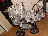 Продам Коляску (торг) Удобная и просторная коляска! Легко трансформируется в лет