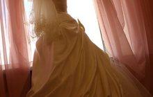 Шикарное платье, 1 раз одевалось