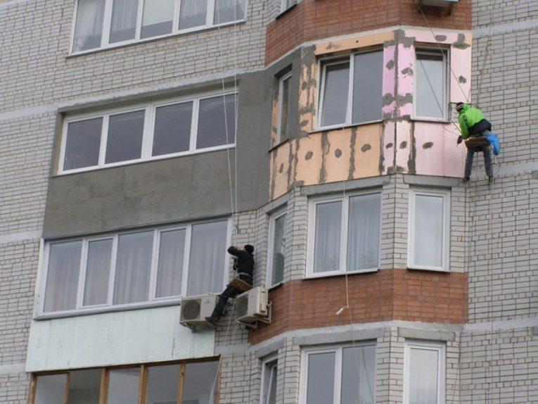 Цены утепление фасадов зданий (стен снаружи) в стерлитамаке .
