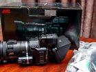 Изображение в Бытовая техника и электроника Видеокамеры Продам видеокамеру JVC GC-PX100 (новую) Куплена в Невинномысске 33000