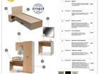 Увидеть фотографию Мебель для спальни Комплект мебели для гостиницы ЛДСП Эконом 69117896 в Ставрополе