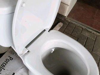 Унитаз  рабочий, чистый в Ставрополе