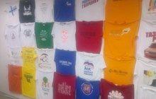 Печать на футболках, спецодежде