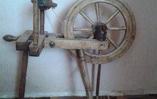 прялка деревянная