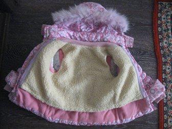 Просмотреть foto Детская одежда Зимний комбинизон для девочки 34247423 в Стерлитамаке