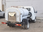 Фото в Авто Грузовые автомобили Молоковоз (водовоз) на шасси Газель (ГАЗ-3302) в Сургуте 1050000