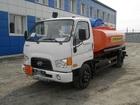 Смотреть фотографию Грузовые автомобили Топливозаправщик АТЗ-4,9 Hyundai HD 78 (новый бензовоз) 38497389 в Калининграде