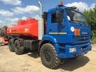 Смотреть foto Грузовые автомобили Топливозаправщик АТЗ-11 Камаз 43118 (новый бензовоз) 38497420 в Калининграде