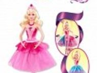 Кукла барби прима-балерина mattel (маттел) Особенности куклы:  Она сделана из ка