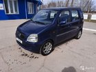 Opel Agila 1.2МТ, 2000, 180000км