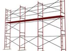 Изображение в Строительство и ремонт Другие строительные услуги Предлагаем в аренду рамные строительные леса. в Сыктывкаре 0