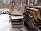 Скачать бесплатно фото Строительные материалы Шпунт Ларсена (б/у) первая выемка марки Л-4, AZ 13-770, 38621453 в Таганроге