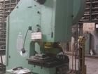 Скачать фотографию Разное Продаю пресс кривошипный КИ2128 ус, 63 тонны 2007 г, в, 68184962 в Таганроге