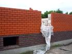 Свежее фотографию Другие строительные услуги Кирпичная кладка любой сложности 35358387 в Тамбове