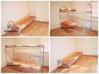 Увидеть foto Разное Кровати металлические эконом вариант Бесплатная доставка на любой ваш адрес 37607531 в Тамбове