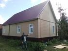 Свежее фото  Монтаж сайдинга, кровля крыш, плотницкие работы 38567499 в Тамбове
