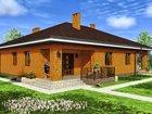 Скачать фотографию  Новый дом 130 кв, м, с черновой отделкой 53085638 в Тамбове