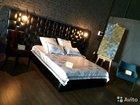 Новая Дизайнерская двуспальная кровать. Италия