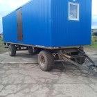 Жилой вагон дом для вахтовых рабочих от производителя
