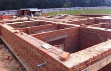 Строительство цоколя из различных строительных материалов
