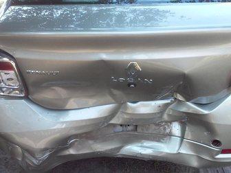 Свежее фото Аварийные авто продам рено логан после дтп 33343793 в Тамбове