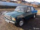 ВАЗ 2107 1.6МТ, 2007, седан