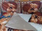 Пошив бортиков детских одеял и т.д данный комплект