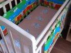 Новое изображение Детская мебель Кроватка 34157999 в Тюмени