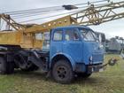 Смотреть фотографию Автокран Автокран Ивановец СМК 101 МАЗ-5334 г/п 10 т 37147468 в Тюмени