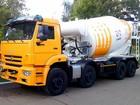 Фотография в Авто Спецтехника Транспортировка цементных растворов и бетонов в Тюмени 450