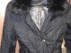 Новое фотографию Женская одежда пуховик черный 37742635 в Тюмени