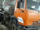 Изображение в   Камаз 5511 миксер бетоносмеситель 5 куб. в Тюмени 610000