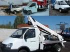 Смотреть foto  Продажа автовышка Газель, Гaзель феpмеp AГП 12м 39208791 в Тюмени