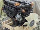 Смотреть изображение Автозапчасти Двигатель КАМАЗ 740, 50 евро-2 с Гос резерва 54016944 в Тюмени