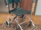 Новое фото  Инвентарь для людей с ограниченными возможностями: кресло-каталка и ходунки, 68247500 в Тюмени