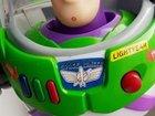 История игрушек Buzz Lightyear
