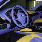 Интерьерный тюнинг салона автомобиля